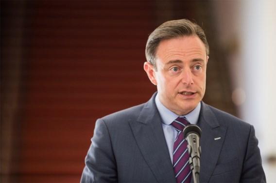 De Wever blijft optimistisch over regeringsvormingen