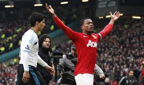 Patrice Evra verruilt Manchester United voor Juventus
