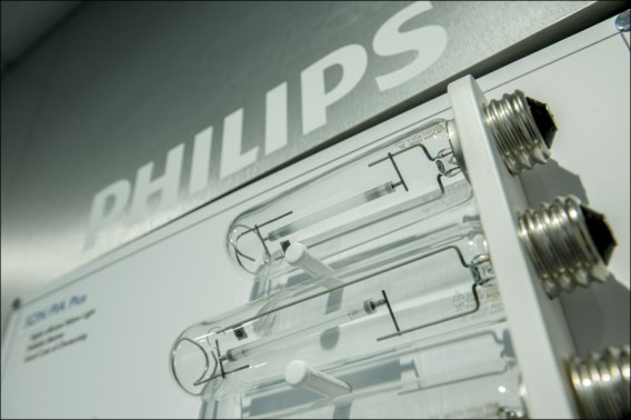 Philips heeft last van sterke euro