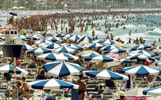 Spanningen met Russen op vakantie