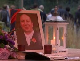 Wake voor Belgisch slachtoffer MH17