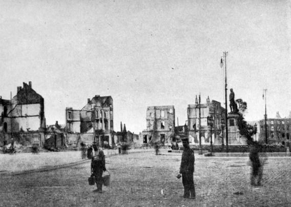 Leuvense historica publiceert oorlogsdagboeken over Slag om Leuven