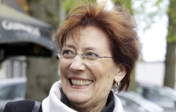 Wivina Demeester pleit voor behoud Bouwmeesterschap.