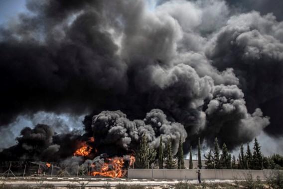 Een van de zwaarste nachten in Gaza sinds begin gevechten