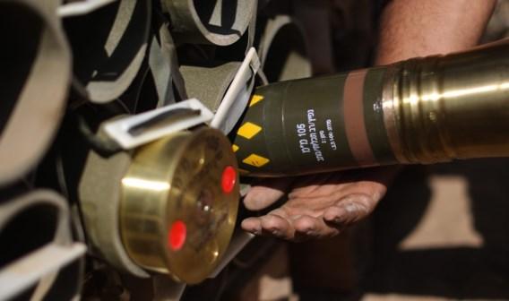Amerikaanse munitie voor Israël