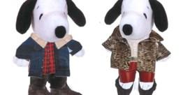 Dries Van Noten kleedt jarige Snoopy