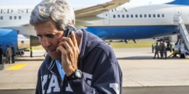 'Mossad luisterde telefoongesprekken John Kerry af'