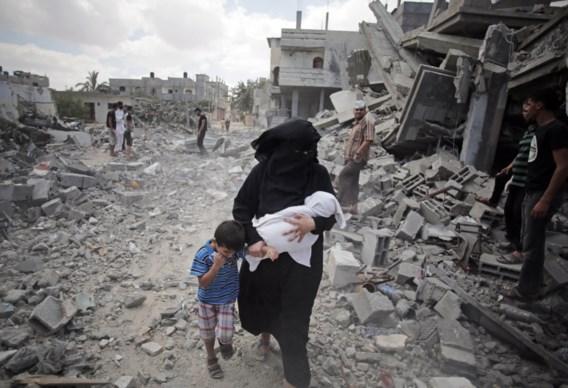 Israël en Palestijnen aanvaarden Egyptisch voorstel voor bestand van 72 uur
