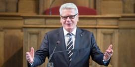 Duitse president bezoekt martelaarstad Leuven