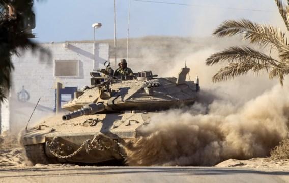 Israëlisch leger trekt grondtroepen terug uit Gaza