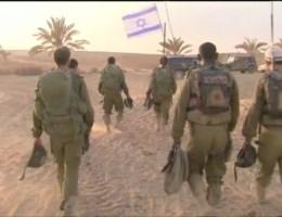 Israël trekt troepen terug uit Gaza