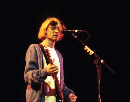Interview Kurt Cobain duikt op in archief Studio Brussel