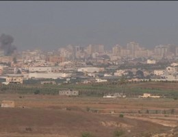 Geweld in Gaza laait weer op