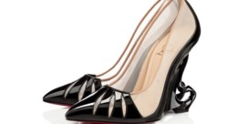 Christian Louboutin stelt schoenen Angelina Jolie te koop