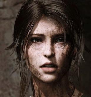 Lara Croft, gedetailleerder dan ooit.