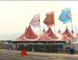 Nieuwe Club-tent op Pukkelpop is al klaar