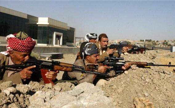 De peshmerga-strijders bouwden een stevige reputatie op in de strijd tegen het regime van Saddam Hoessein.
