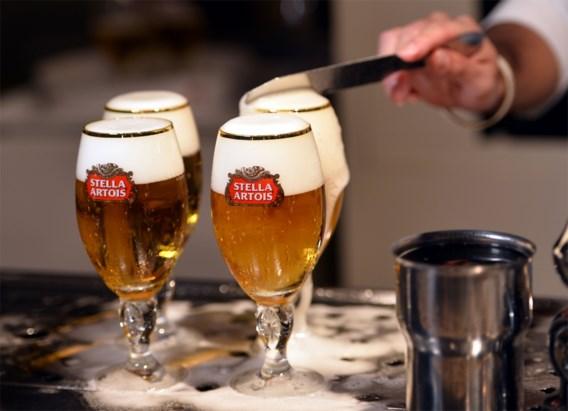 'We proeven geen verschil tussen Heineken en Stella Artois'