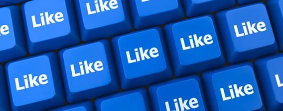 Dit gebeurt als u álles zou liken op Facebook