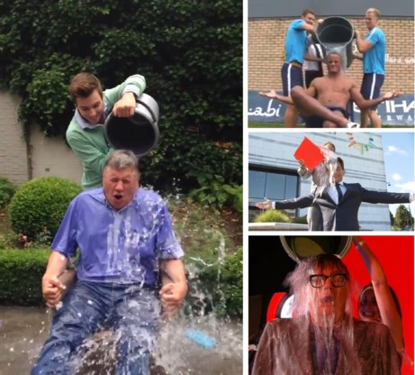 De Ice Bucket Challenge is nog zo dwaas niet