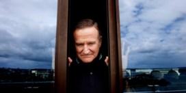As van Robin Williams in zee uitgestrooid