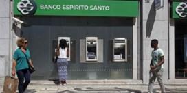 Bankencrisis maakt slachtoffer in Portugal