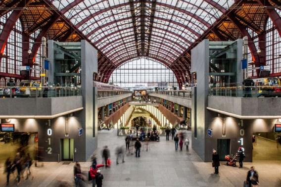 Antwerpen-Centraal is mooiste station ter wereld