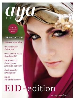 Aya Lifestyle; magazine voor modebewuste moslima's.