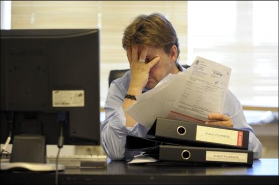 Eén op de drie bedienden krijgt stress van zijn werkgever