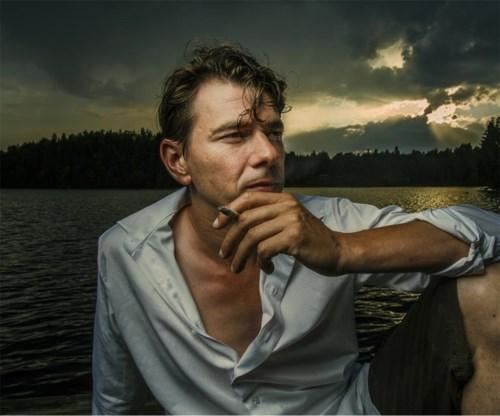 Dimitri Verhulst: 'Ik vind de Zweedse samenleving fascinerend, maar ik vind er mijn sociale codes niet terug.'