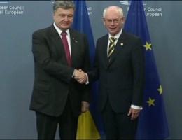 Extra Europese top over Oekraïne