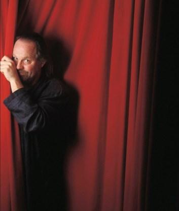 Bram Vermeulen in 2001. Zijn grote didactische theorie was 'de schaal van geen oordeel'.