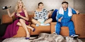 Lachen met TV