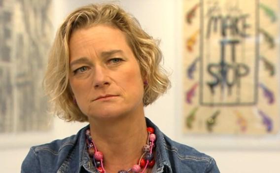 Delphine Boël: 'Ik heb geen vader nodig, maar ik wil van de zwarte lijst'