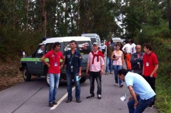 Drie doden en vijf gewonden tijdens rally in Portugal