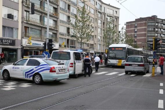 Zeven gewonden op bus De Lijn