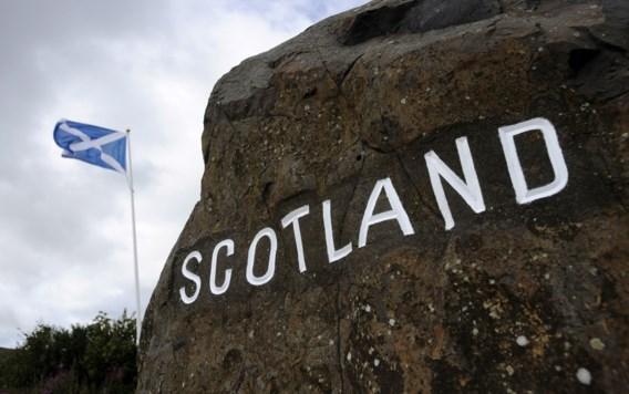 Nek-aan-nekrace voor referendum Schotse onafhankelijkheid