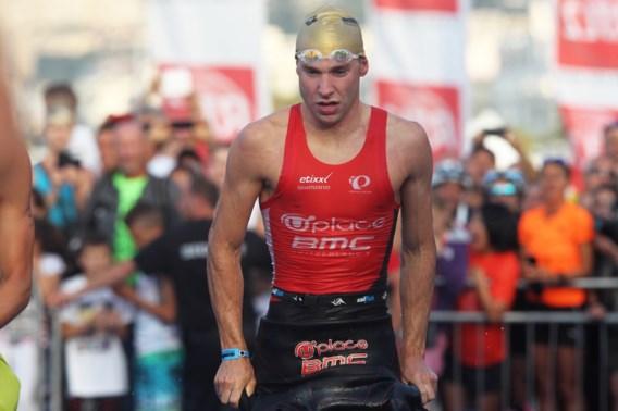 Bart Aernouts achtste op WK Ironman 70.3