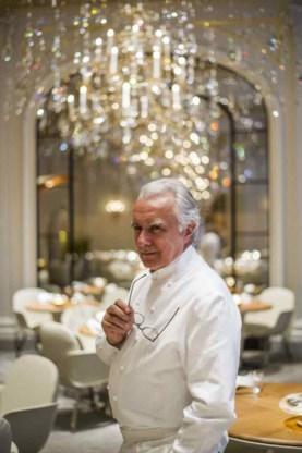 Franse topchef schrapt vlees van het menu