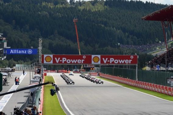 Voorlopige F1-kalender 2015
