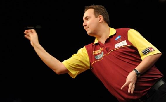 Huybrechts sneuvelt in achtste finales European Darts Grand Prix