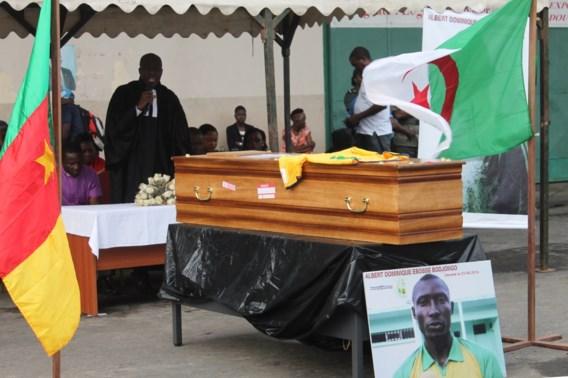 'Leisteen doodde Kameroense aanvaller'