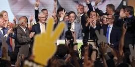 'Precies een goedkope zombiefilm': de verkiezingsdag van Bart De Wever