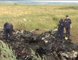 'MH17 doorboord door objecten'