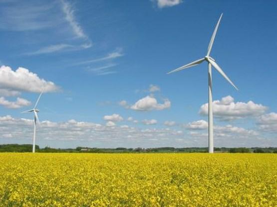 Windmolens brengen Vlaanderen half miljoen op