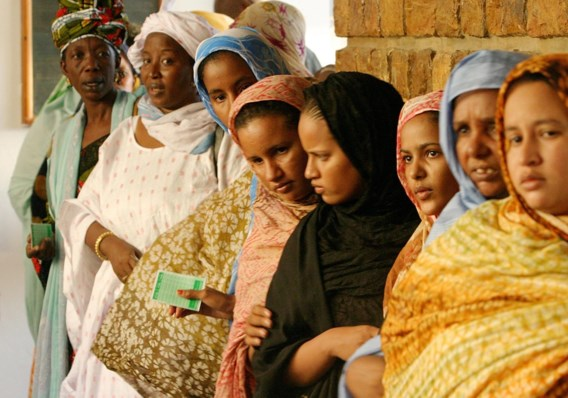 Weekend in Mauritanië duurt dag minder lang