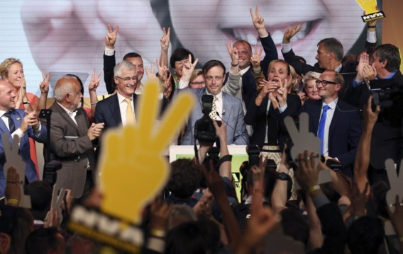 Vlaams stemgedrag weinig veranderd sinds moeder aller verkiezingen