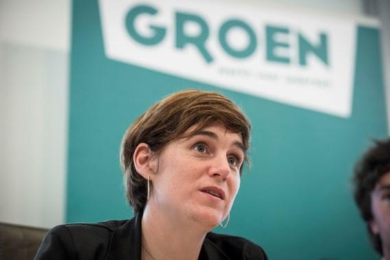 Elke Van den Brandt kandidaat-voorzitter Groen