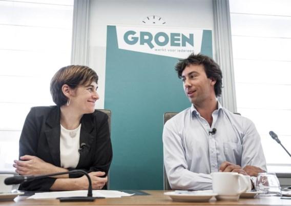 Elke Van den Brandt (in duo met Wouter De Vriendt) is de eerste die zich officieel kandidaat stelt om Wouter Van Besien op te volgen als voorzitter van Groen.