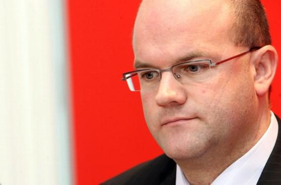 Staatssecretaris Courard verdwijnt in alle stilte uit regering
